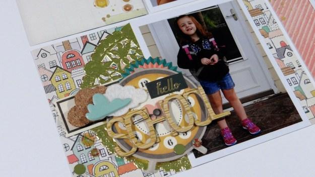 @beckyhigginslls @ProjectLife @spiegelmomscraps @jodyspiegelhoff @sarahmcclellen @cratepaperinc @AmericanCrafts @HeidiSwapp @AmyTangerine, #cratepaperinc #AmericanCrafts  #HeidiSwapp #AmyTangerine #ProjectLife #BeckyHigginsLLC #scrapbook #LAYOUT #sequins #indiansummersequins #loose sequins #DIY