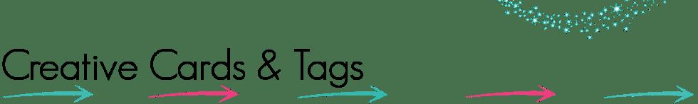 Card and Tags Header