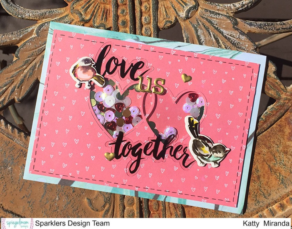 Love us card