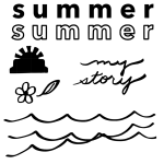 My Summer Story August 2016