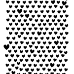 Mini Hearts October 2016