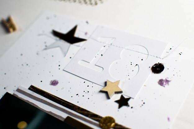 #decemberdaily #documentingdecember #decemberdetails #christmascrafts #DIY #sequins #spiegelmomscraps #mixedmedia #shimmerzpaints #pinkpaislee @pinkpaislee @shimmerzpaints @spiegelmomscraps @wordsandpaperscraps