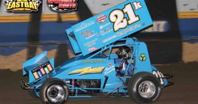 Thomas Kennedy, East Bay Raceway Park, ASCS Sprints, ASCS, USCS Sprints, USCS, Nebraska 360s Nebraska 360 Sprints