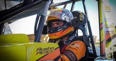 Austin Pierce, Sprint Cars