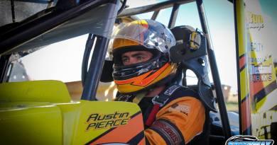 Austin Pierce, Sprint Cars