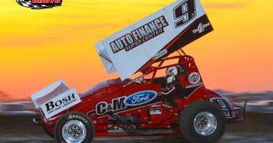 Wade Nygaard, MSTS 360s, Park Jefferson Speedway
