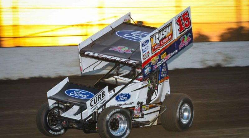 Donny Schatz Motorsports, Tony Stewart Racing, World of Outlaws, Sprint Cars, Outlaw Sprint Cars, Donny Schatz