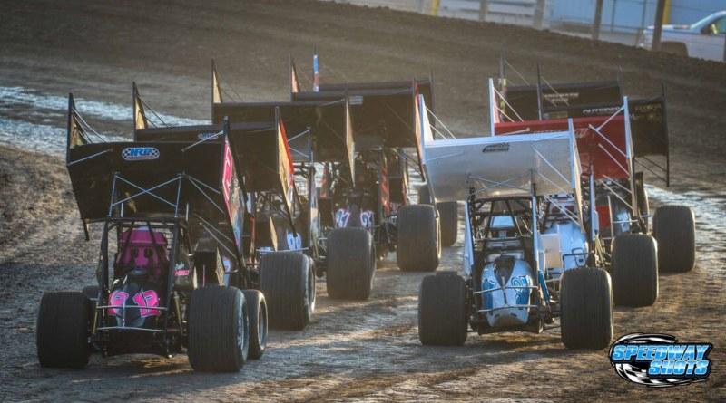 River Cities Speedway, NOSA Sprints