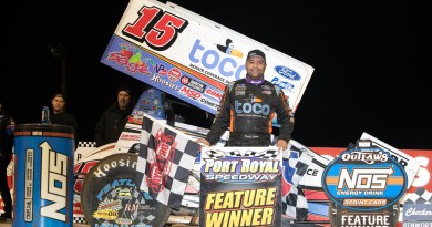 Donny Schatz, World of Outlaws, Nittany Showdown, Sprint Cars, Outlaw Sprints