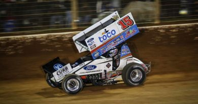 Donny Schatz, World of Outlaws, Dirt Track at Charlotte, World Finals, Outlaw Sprint Cars, Sprint Cars