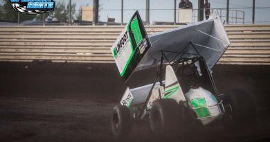 Brendan Mullen, I-90 Speedway, River Cities Speedway, NOSA Sprints