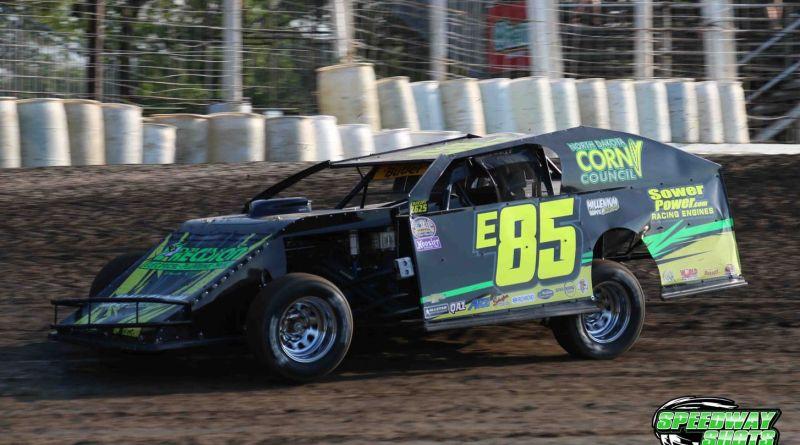 Jason Strand, River Cities Speedway, wissota midwest mods