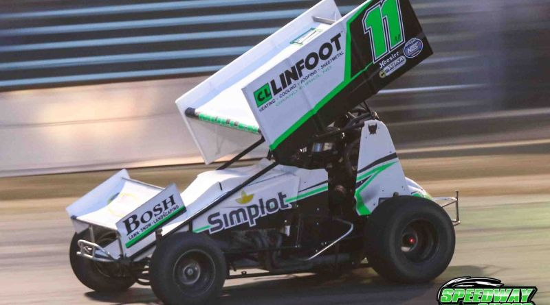 Brendan Mullen, Jamestown Speedway, River Cities Speedway, NOSA Sprints