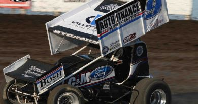 Wade Nygaard, River Cities Speedway, Jamestown Speedway, NOSA Sprints