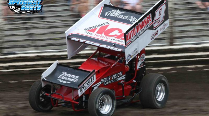 Wade Nygaard, River Cities Speedway; NOSA Sprints