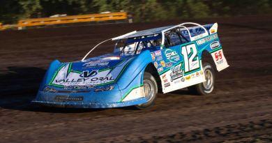 Brad Seng, Norman County Raceway, NLRA Late Models