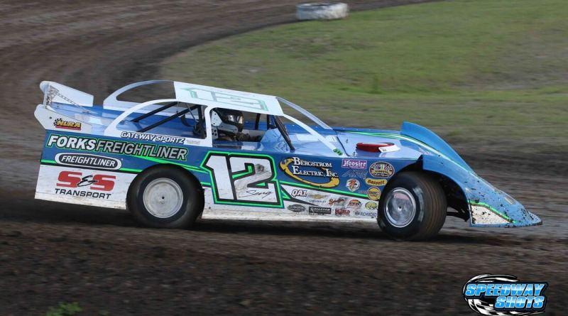Brad Seng, River Cities Speedway, wissota Late Models