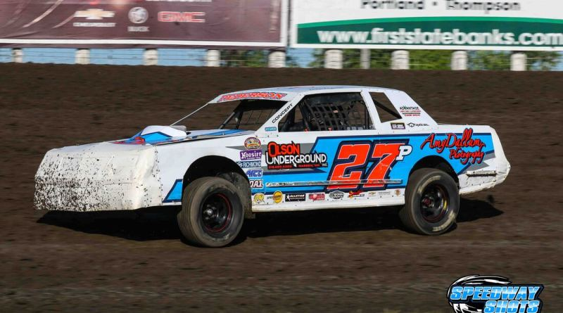 Tucker Pederson, River Cities Speedway