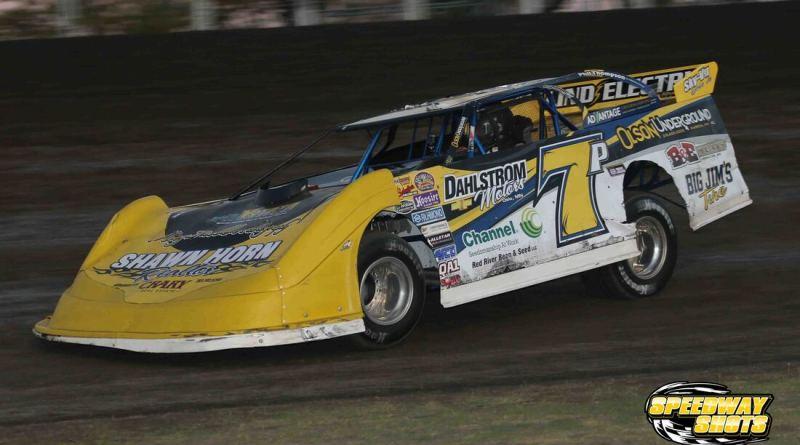 Joey Pederson, River Cities Speedway