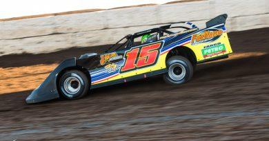 Donny Schatz, Arizona Speedway, Wild West Shootout