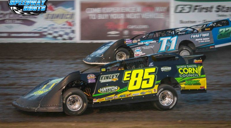 Jason Strand, NLRA Late Models, River Cities Speedway