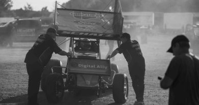 Donny Schatz, World Of Outlaws Sprint Cars