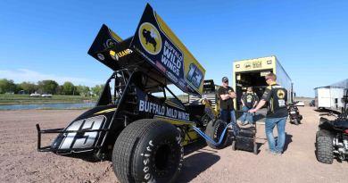 Mark Dobmeier, Beaver Dam Raceway, World Of Outlaws Sprint Cars