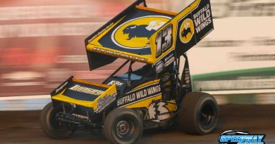 Mark Dobmeier, River Cities Speedway, NOSA Sprints