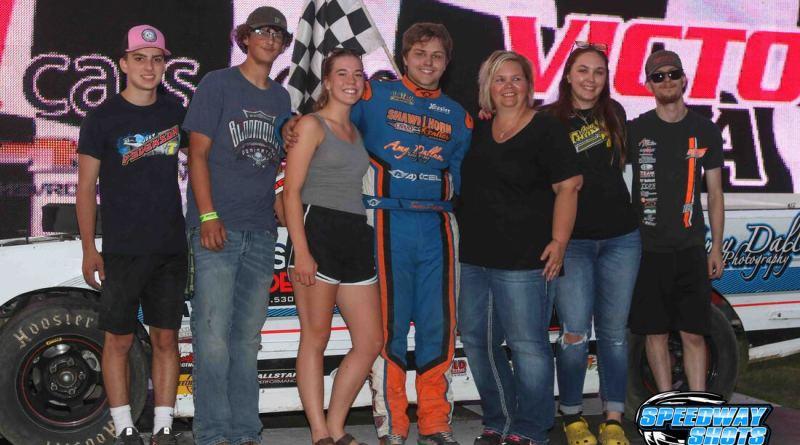 Tucker Pederson, River Cities Speedway, Wissota Street Stocks