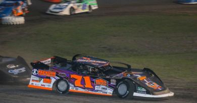 Dustin Strand, River Cities Speedway, NLRA Late Models