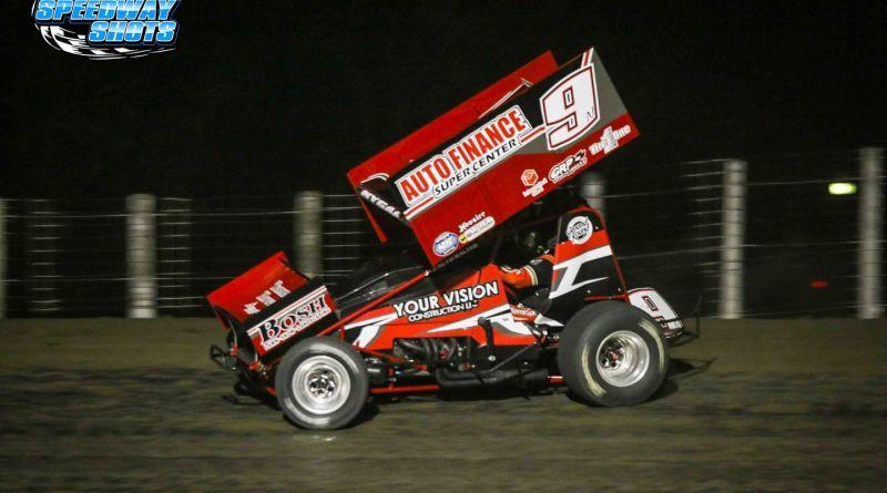 Wade Nygaard; NOSA Sprints, River Cities Speedway