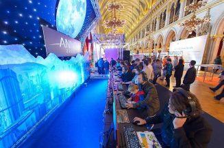 Game-City Spielemesse Tag 1,Wiener Rathaus, Wien, 2.10.2015,