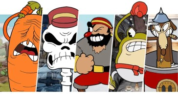 Cuphead Cartoon