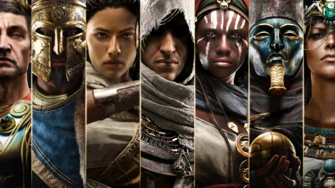 Assassin's Creed Origins Hero Image