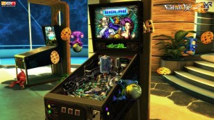 Pinball FX2 for PS VR