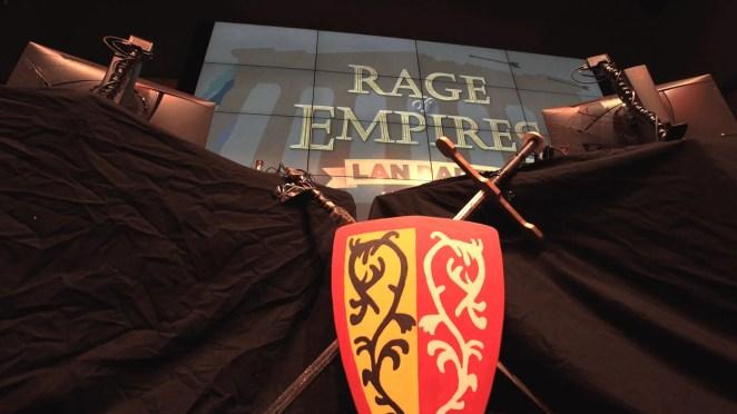 Age of Empires LAN-Party mit den Rocket Beans