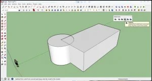 Don't let the overabundance of buttons discourage you – SketchUp is easy to learn (from the All3DP SketchUp workshop)