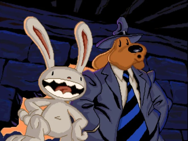 ScummVM was originally designed to run LucasArts/LucasFilm Games releases, such as Sam & Max Hit the Road