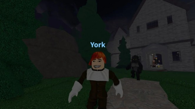 Roblox - A Wolf Or Other