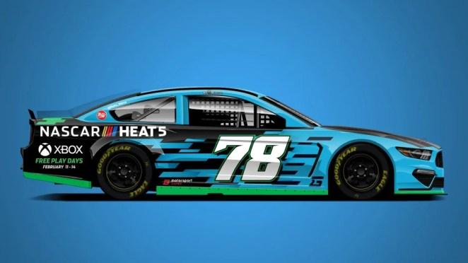 Free Play Days - NASCAR Heat 5