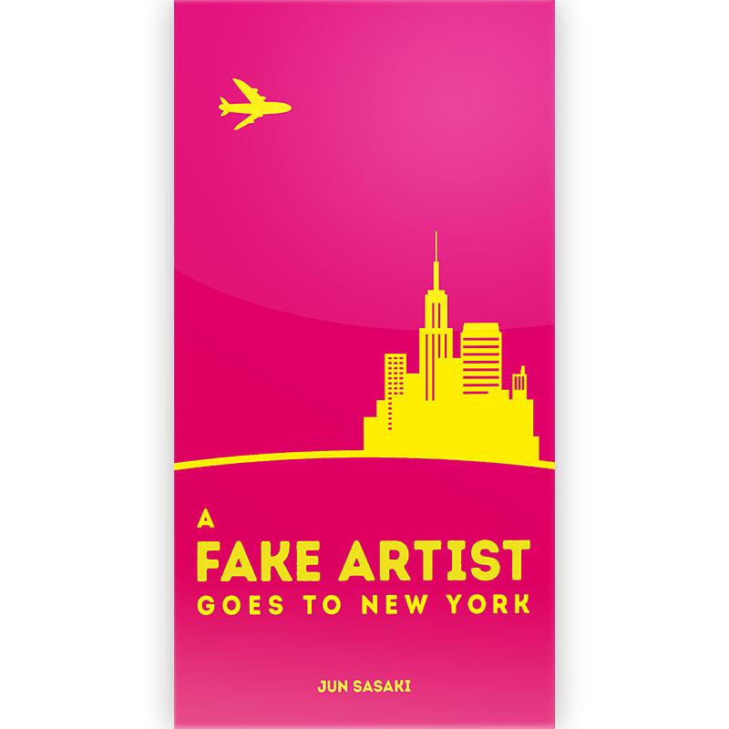 Schachtel von A Fake Artist Goes To New York