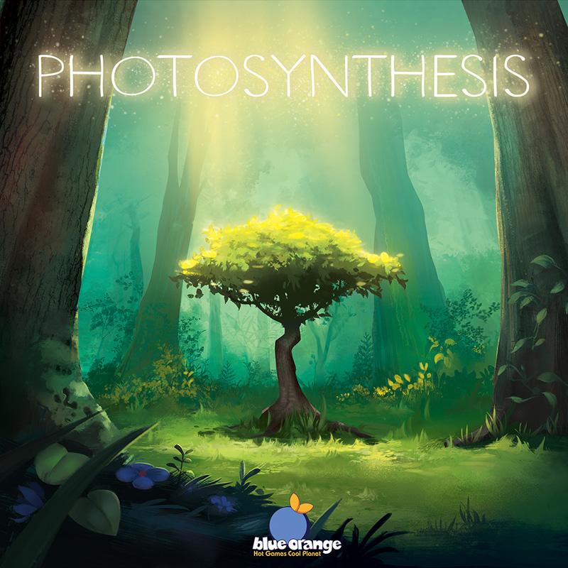 Schachtel von Photosynthese