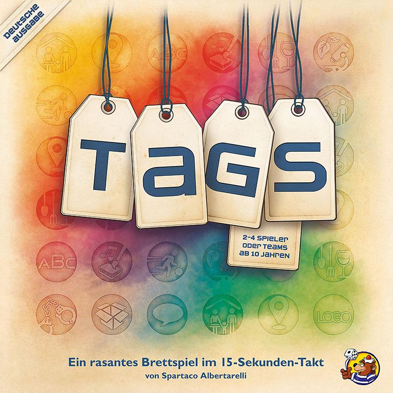 Cover von TAGS