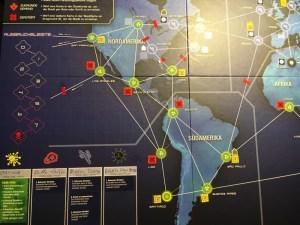 Pandemic Legacy - Südamerika im September