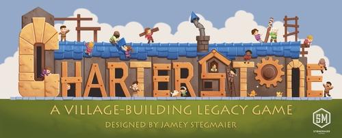Legacy Brettspiel Charterstone