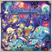 Brettspiel Masmorra