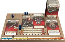 Brettspiel Zombicide Black Plague