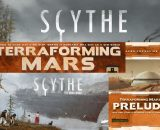 Spieleabend bei Andre: Scythe & Terraforming Mars - Di 21. August