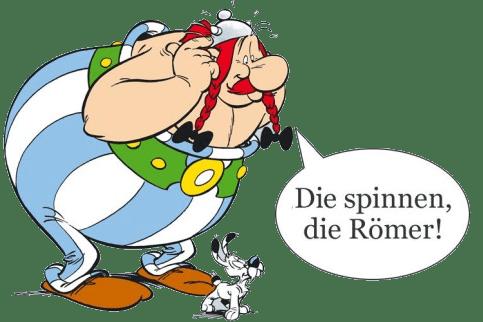 Spieledienstag im ZAP: Die spinnen die Römer – Di 26. Februar ...