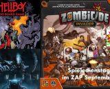 Spieledienstag im ZAP - September